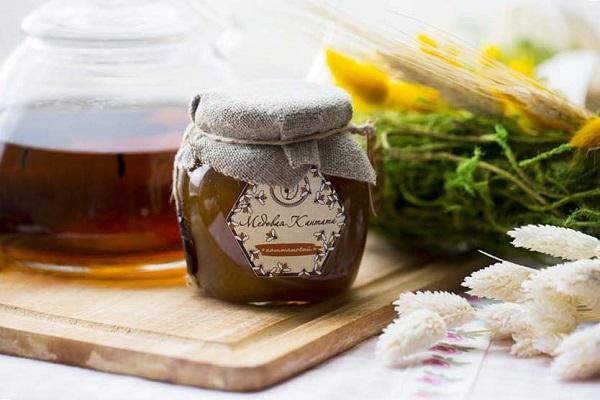 Miere naturală brună
