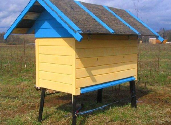 Cum sa faci un stup pentru albinele tale