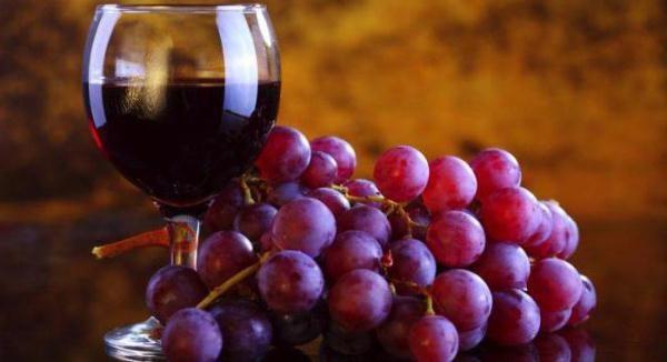 Vinul din Lydia conține multe substanțe nutritive