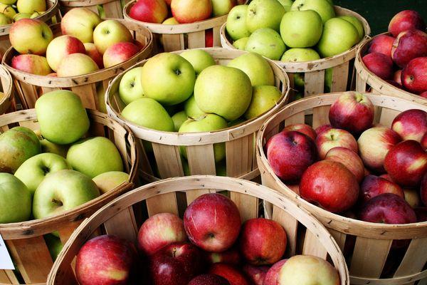 Cele mai bune soiuri de mere